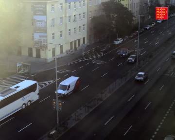 Praha - Barrandovký most